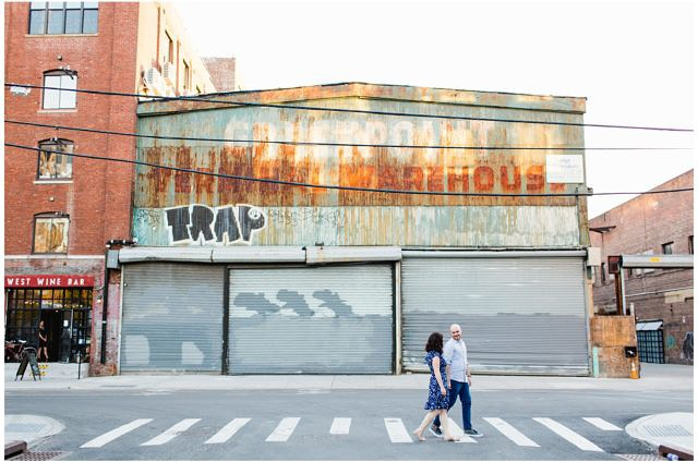 greenpoint engagement photos