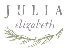 Julia Elizabeth Photography logo